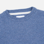 Мужской свитер Norse Projects Sigfred Lambswool Colony Blue фото- 1