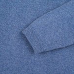 Мужской свитер Norse Projects Sigfred Lambswool Colony Blue фото- 2