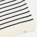 Norse Projects Sigfred Lambswool Men's Sweater Ecru photo- 3