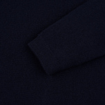 Мужской свитер Norse Projects Sigfred Lambswool Navy фото- 2