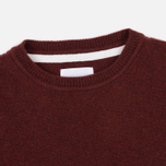 Мужской свитер Norse Projects Sigfred Lambswool Red Clay фото- 1