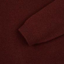 Мужской свитер Norse Projects Sigfred Lambswool Red Clay фото- 2