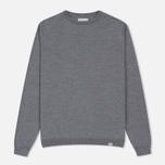 Мужской свитер Norse Projects Sigfred Merino Light Grey Melange фото- 0