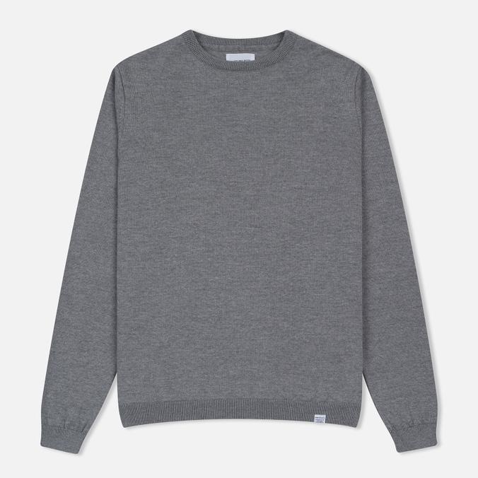Мужской свитер Norse Projects Sigfred Merino Light Grey Melange