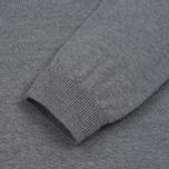Мужской свитер Norse Projects Sigfred Merino Light Grey Melange фото- 2