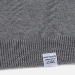 Мужской свитер Norse Projects Sigfred Merino Light Grey Melange фото- 3