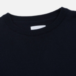 Мужской свитер Norse Projects Sigfred Merino Navy фото- 1