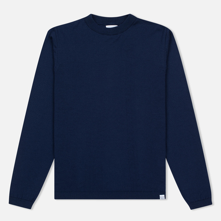 Мужской свитер Norse Projects Sigfred Merino Principle Blue