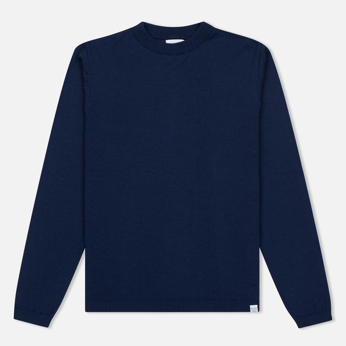 Мужской свитер Norse Projects Sigfred Merino Principle Blue