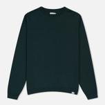 Мужской свитер Norse Projects Sigfred Merino Verge Green фото- 0