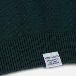 Мужской свитер Norse Projects Sigfred Merino Verge Green фото- 3