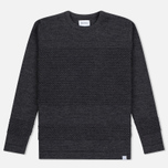 Мужской свитер Norse Projects Skagen Wool Charcoal фото- 0