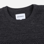 Мужской свитер Norse Projects Skagen Wool Charcoal фото- 1