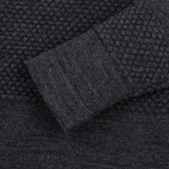 Мужской свитер Norse Projects Skagen Wool Charcoal фото- 2