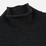 Мужской свитер Norse Projects Thore N Intarsia Charcoal Melange фото- 1