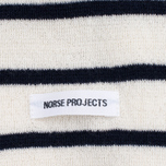Мужской свитер Norse Projects Verner Pure New Wool Ecru фото- 3
