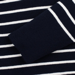 Мужской свитер Norse Projects Verner Pure New Wool Navy фото- 2