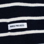 Мужской свитер Norse Projects Verner Pure New Wool Navy фото- 3