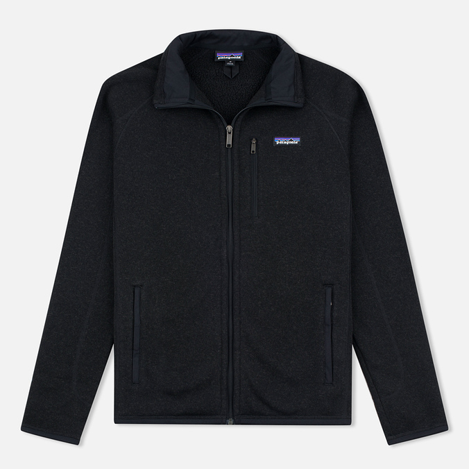 Мужской свитер Patagonia Better Fleece Zip Black