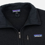 Patagonia Better Fleece Zip Men's Sweater Black photo- 2