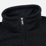 Мужской свитер Patagonia Better Fleece Zip Black фото- 1