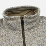 Мужской свитер Patagonia Better Fleece Zip Bleached Stone фото- 2