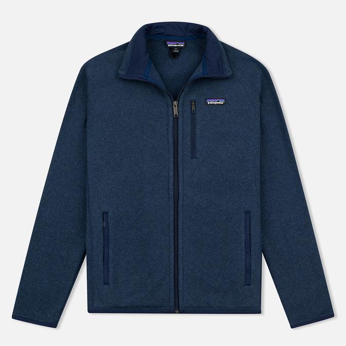 Мужской свитер Patagonia Better Fleece Zip Classic Navy