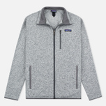 Мужской свитер Patagonia Better Fleece Zip Stonewash фото- 0