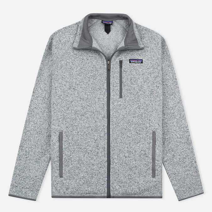 Мужской свитер Patagonia Better Fleece Zip Stonewash