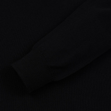 Мужской свитер Polo Ralph Lauren Classic Crew Neck Merino Wool Black фото- 2