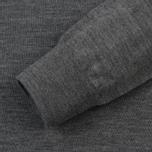 Мужской свитер Polo Ralph Lauren Classic Crew Neck Merino Wool Fawn Grey Heather фото- 3