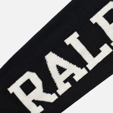 Мужской свитер Polo Ralph Lauren Loryelle Wool Big Polo Pony Black/Cream фото- 4