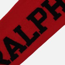 Мужской свитер Polo Ralph Lauren Loryelle Wool Big Polo Pony Park Ave Red/Black фото- 4