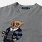 Мужской свитер Polo Ralph Lauren Polo Bear Cotton Grey Heather фото - 1