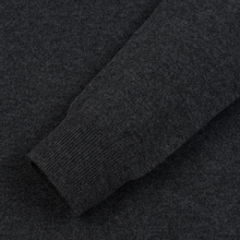 Мужской свитер Polo Ralph Lauren Polo Bear Merino Wool Dark Charcoal Heather фото- 3