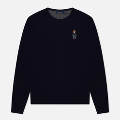 Мужской свитер Polo Ralph Lauren Polo Bear Merino Wool Hunter Navy