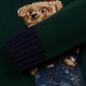 Мужской свитер Polo Ralph Lauren Preppy Bear Wool Blend Forrest Green фото - 3