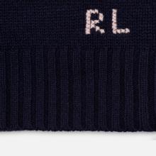 Мужской свитер Polo Ralph Lauren USA Polo Bear Wool Blend Navy фото- 4