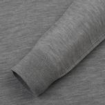 Мужской свитер Pringle of Scotland Round Neck Merino Wool Flannel Melange фото- 2