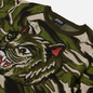 Мужской свитер RIPNDIP Tiger Nerm Green Camo фото - 1