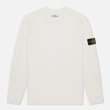 Мужской свитер Stone Island Classic Lightweight Wool Natural White фото- 0