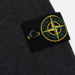 Мужской свитер Stone Island Crew Neck Brushed Cotton Grey фото- 4