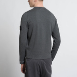 Мужской свитер Stone Island Crew Neck Knit Grey фото- 6