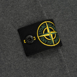Мужской свитер Stone Island Crew Neck Knit Grey фото- 3