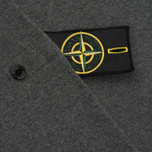 Мужской свитер Stone Island Crew Neck Knit Grey фото- 4