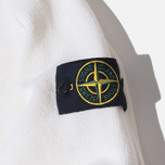 Stone Island Crew Neck Men's Sweater White photo- 3