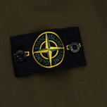 Мужской свитер Stone Island Double Button Zip Military Green фото- 3