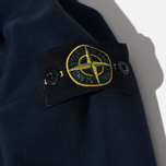Мужской свитер Stone Island Double Button Zip Navy фото- 3