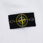 Мужской свитер Stone Island Double Button Zip White фото- 3