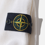 Мужской свитер Stone Island High Collar White фото- 3